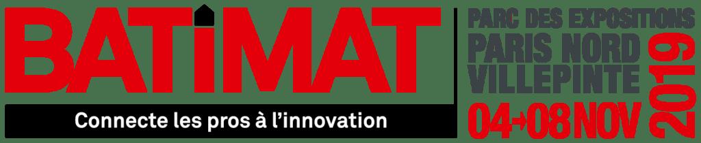 Logo Batimat 2019