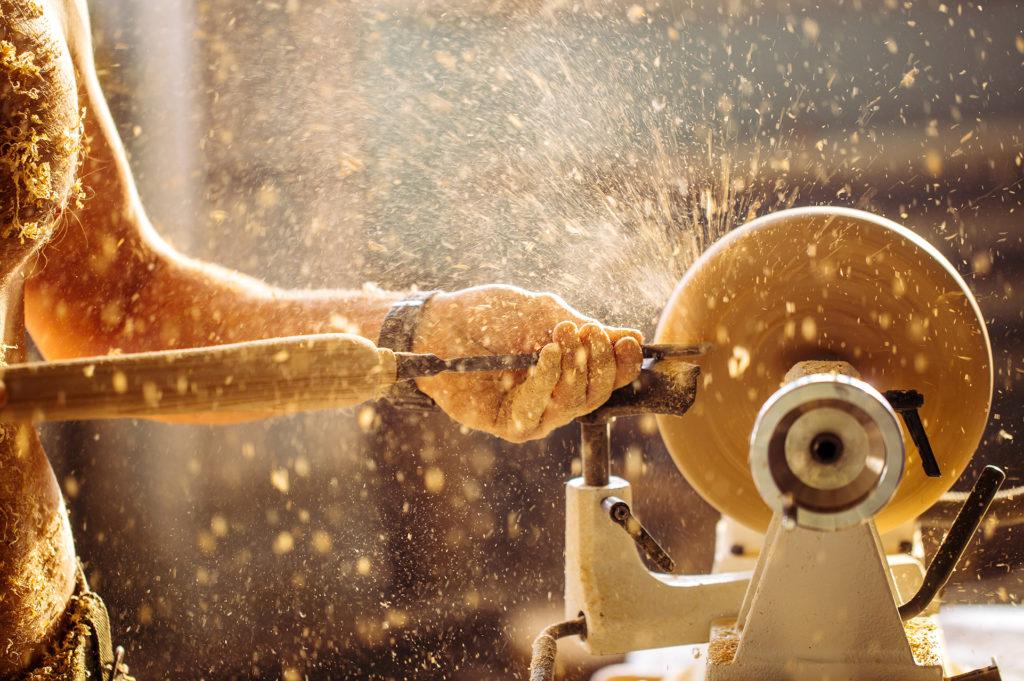 Choisir et utiliser son tour à bois