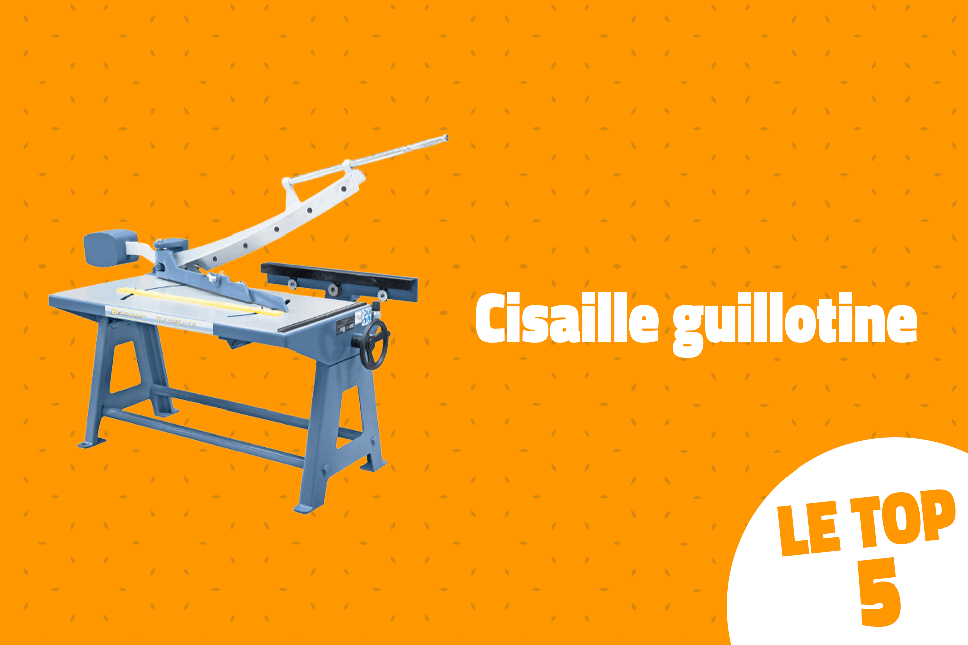 Read more about the article Cisaille guillotine : notre top 5 !