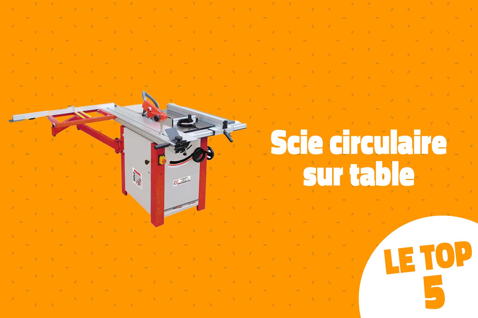 Read more about the article Scie circulaire sur table : notre top 5 !